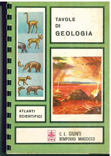 Trova libro tavole di geologia - Tavole di distribuzione normale ...